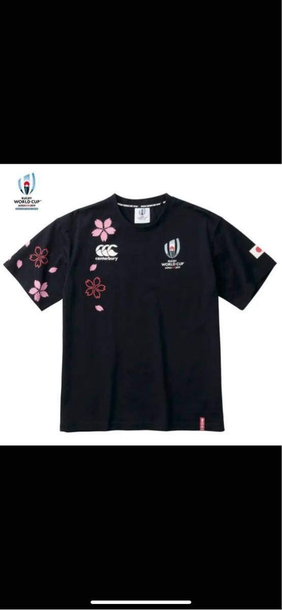 CANTERBURY RWC2019 JAPAN カンタベリー ラグビーワールドカップ ジャパンティー 記念Tシャツ 全国完売商