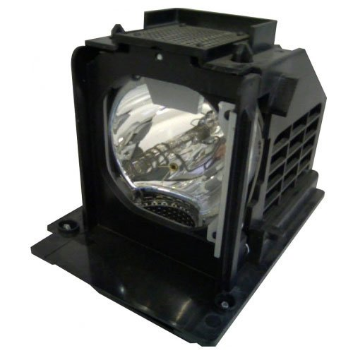Oceanclub wd-73640 Compatible Mitsubishi TV lamp with Housing by FI Lamps