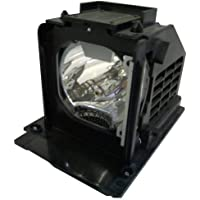Compatible Mitsubishi RPTV Lamp, Replaces Model WD-92840 with Housing