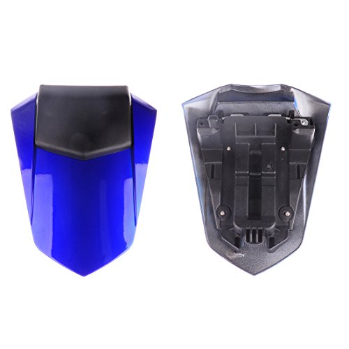 Wotefusi Motorcycle New Rear Tail Painted Passenger Seat Cowl Cover For Yamaha YZF1000 R1 2007-2008 Blue