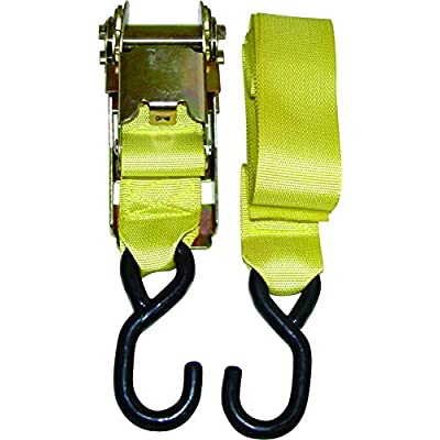 SeaSense RATCHET TIE DOWN STRAP: Sports & Outdoors