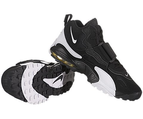 Nike Air Max Speed Turf Mens Cross Training Shoes 525225-011 Black 10 M US 0fd2380e9