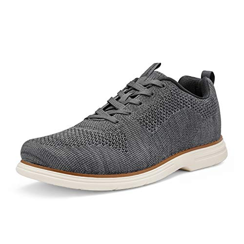 Bruno Marc Men's Mesh Sneakers Lightweight Lace-up Casual Oxfords Shoes