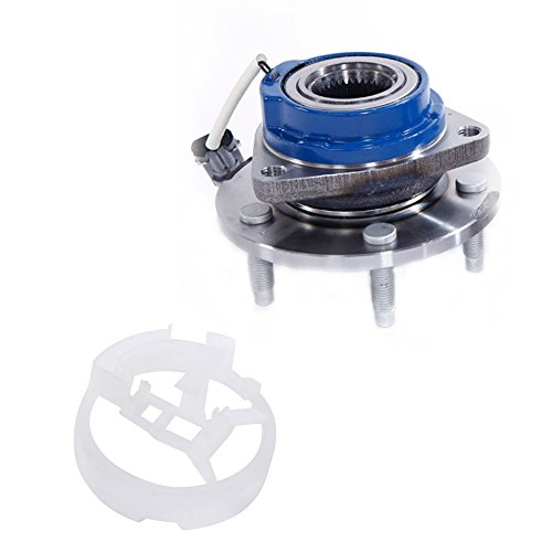 Motorhot New 513121 Front Wheel Hub & Bearing Assembly W/ABS 5Lug For Buick Century Cadillac Deville Chevy Impala Pontiac Grand Prix FWD, LH Or RH ()