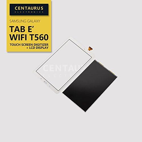 LCD display Galaxy Tab E 9.6 WiFi SM-T560 T567V (blanco)