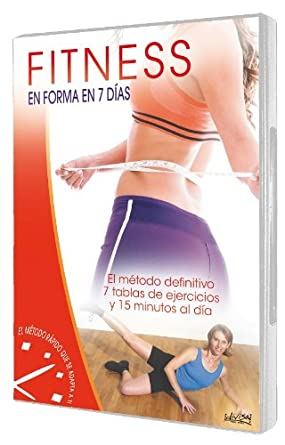 Fitness: En forma en 7 días [DVD]: Amazon.es: Cine y Series TV