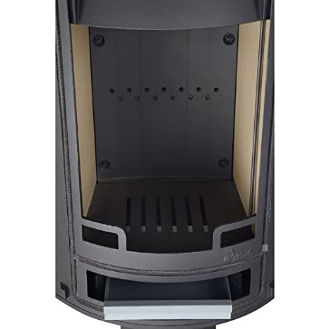 Estufa de leña Invicta odissée horno de leña: Amazon.es: Bricolaje y herramientas