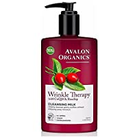Avalon Organics Wrinkle Therapy, 8 Fluid Ounce (Pack Of 2) from Avalon