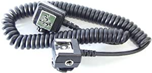Cablematic - Cable TTL extensor para speed light flash para Nikon 3m