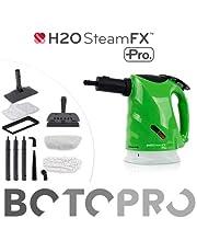 BOTOPRO - H2O Steam FX Pro, vaporeta de Mano Profesional Que Limpia, Quita los Malos olores y desinfecta - Anunciado en TV