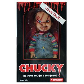 Mega-scale Chucky doll (Figure) killer