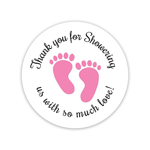Baby Shower Stickers Amazon