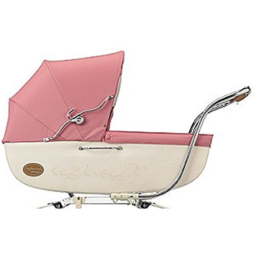 inglesina-classica-pram-with-diaper-bag-2007-cipria