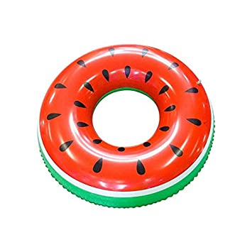 Isasar Watermelon Style - Anillo hinchable para piscina ...