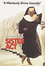 SISTER ACT (DVD/1.85 ANAMORPHIC/DD…
