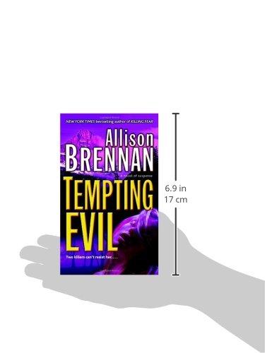 Tempting Evil: Allison Brennan: 9780345502728: Amazon.com: Books