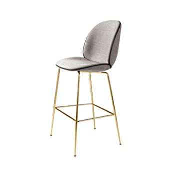 Amazon.com: Bar Stool Living Room Furniture Stool Fashion ...