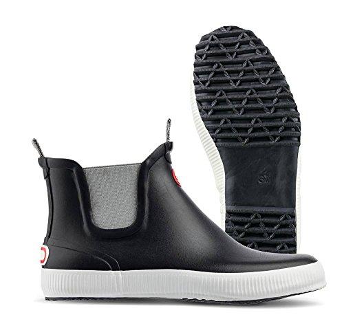 Nokian Footwear - Zapatos de goma -Hai Low- (Originals) [15735267] negro