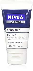 Nivea For Men Sensitive Face Lotion-2.5 oz