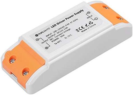36 Watt 12 V//3 A Netzteil für LED-Streifen LED Stripe Netzteil