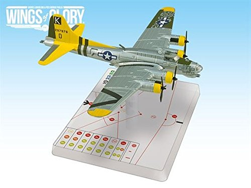 Ares Games Wings of Glory WWII: B-17G A Bit o Lace