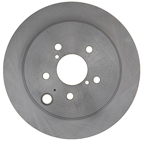 ACDelco 18A2958A Advantage Non-Coated Rear Disc Brake Rotor