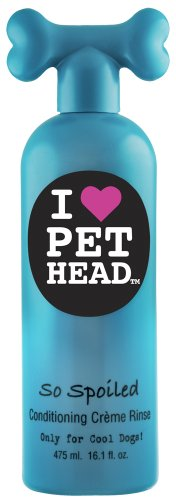 Pet Head So Spoiled Conditioning Creme Rinse, 16.1 fl. Ounce, My Pet Supplies