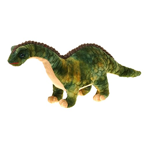 "Wholesale Brachiosaurus Dinosaur Plush Stuffed Animal Toy by Fiesta Toys - 14"" for sale"