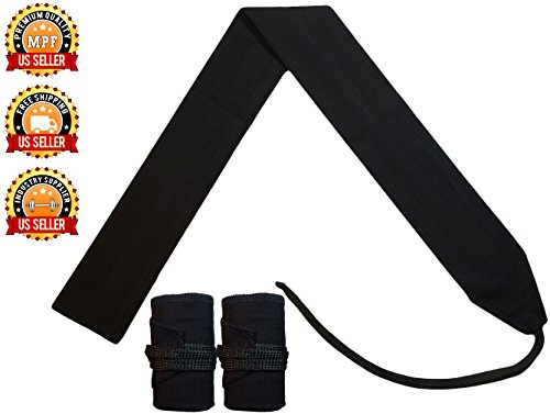 Crossfit Wraps Strength Wraps WOD Weightlifting Workout Powerlifting Bodybuilding Women product image