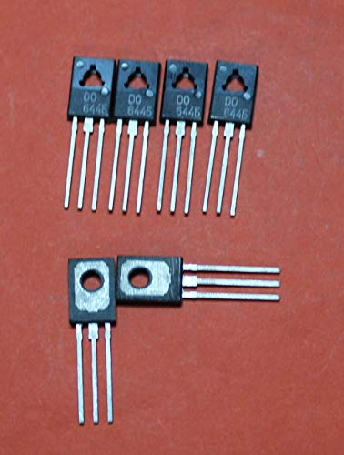 Transistors Silicon KT645A Analogue 2N3903, 2N4400, 2N5845, 2SC367G USSR 100 pcs