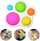 Colinyi Baby SimpleToys, Silicone Flipping