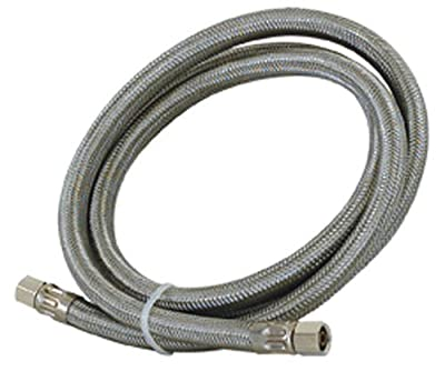 Eastman 48389 Ice Maker Connector, 1/4-Inch X 1/4-Inch Compression