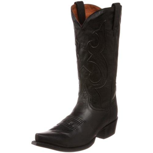 Dan Post Men's Bexar Boot,Black,13D US