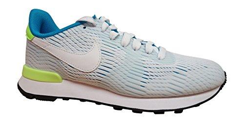 Chaussures Nike Femme Sport De Em W Internationalist Blanc twwqf4