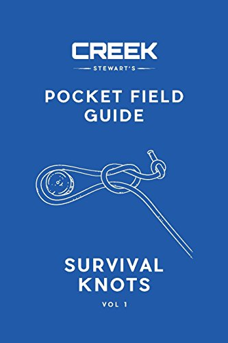 Pocket Field Guide: Survival Knots Vol I