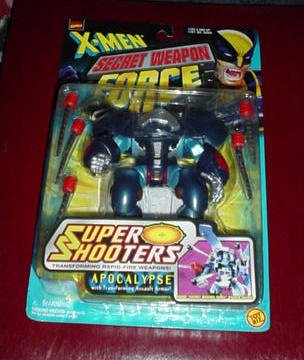 X-Men Super Shooters Apocalypse Action Figure