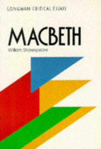 macbeth by william shakespeare essays Read macbeth by shakespeare free essay and over 88,000 other research documents in william shakespeare's macbeth get access to 88,000+ essays and term papers.