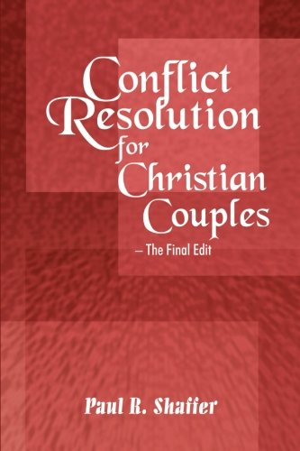 Conflict Resolution For Christian Couples