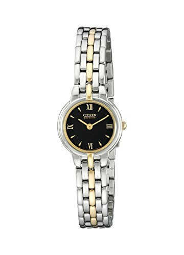 (Citizen Women's Eco-Drive Stainless Steel Watch, EW9334-52E)