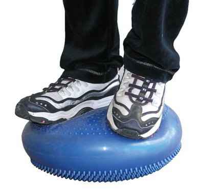 Olympia Sports Wobble Disc Balancing Trainer