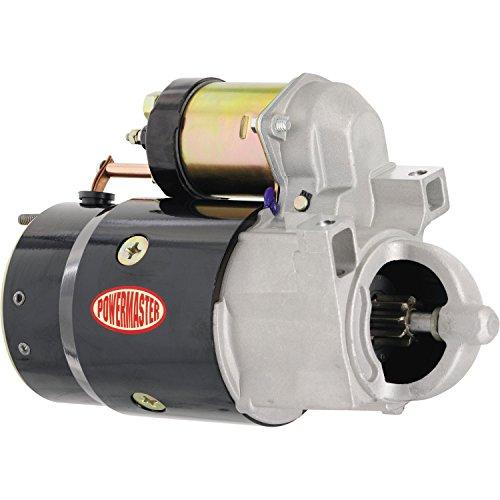 Powermaster Performance 3631 Starter 153 Tooth Flywheel High Torque w/1 Long Bolt And 1 Short Bolt Starter