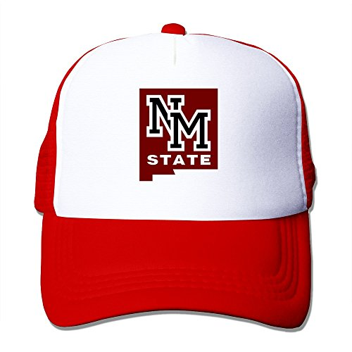 New Mexico State Aggies Teams Snapbacks Style Hat Classic Red