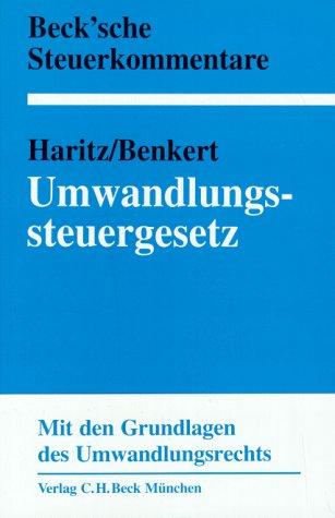Umwandlungssteuergesetz   UmwStG . Kommentar