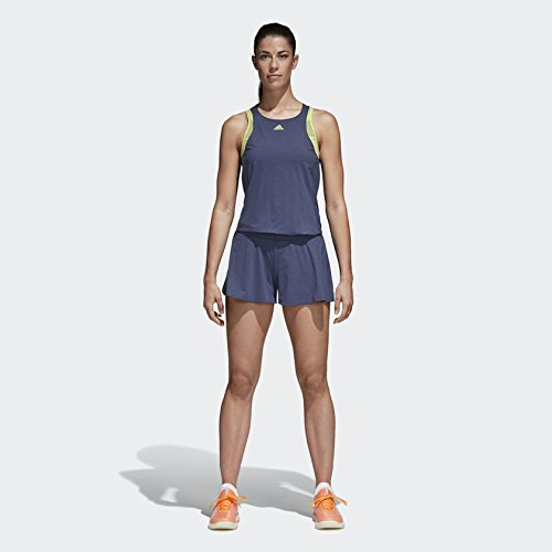 adidas Women`s Melbourne Tennis Jumpsuit Noble Indigo - (CV8313-S18) Adidas Tennis Dress