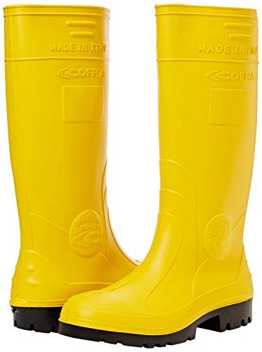 """Cofra 00010–048.w36taglia 36S5CI SRC """"New Castor Scarpe di sicurezza, colore: giallo"""