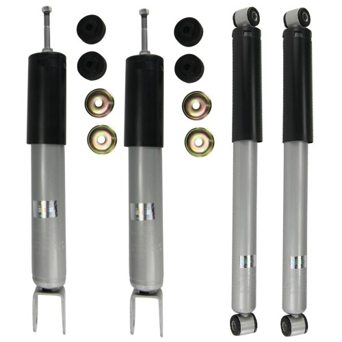 Front and Rear Shocks for 02-13 Cadillac Escalade