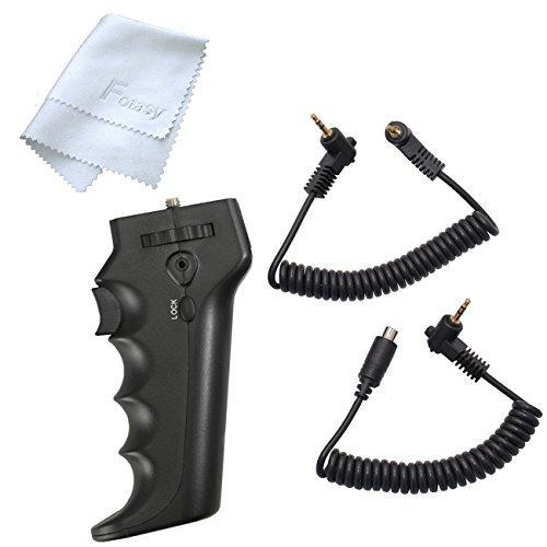 Fotasy Hr Dv Ergo Handle Pistol Grip For Sony Camcorders W