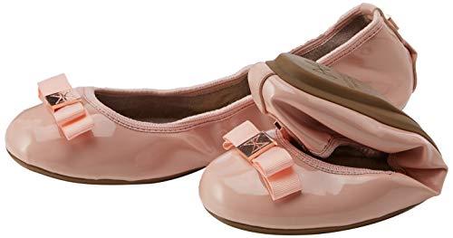 Rosa Shea Butterfly Pink Twists blush Ballerine Donna FUFwHTqR