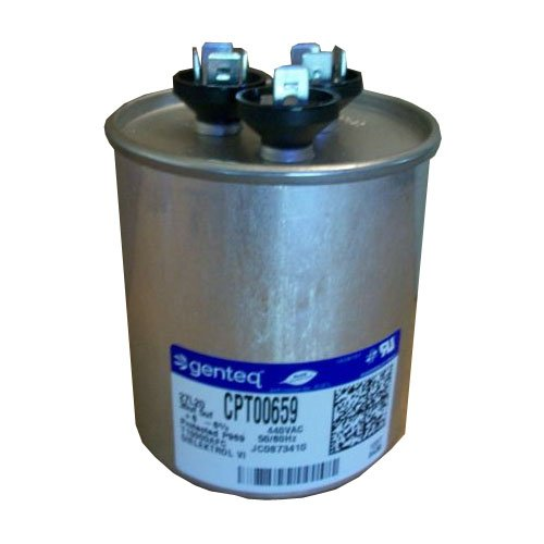 27L20 - GE OEM Upgraded Replacement Round Capacitor 30 + 5 uf MFD 440 Volt
