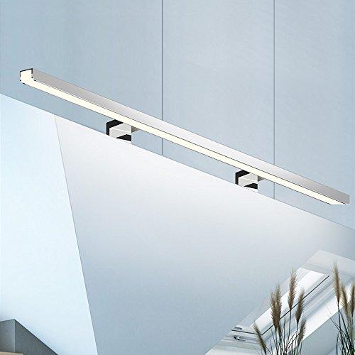 13W LED Vanity Light 4000K Natural,Bathroom Wall Lighting Fixture,Mirror Makeup Light IP44 -